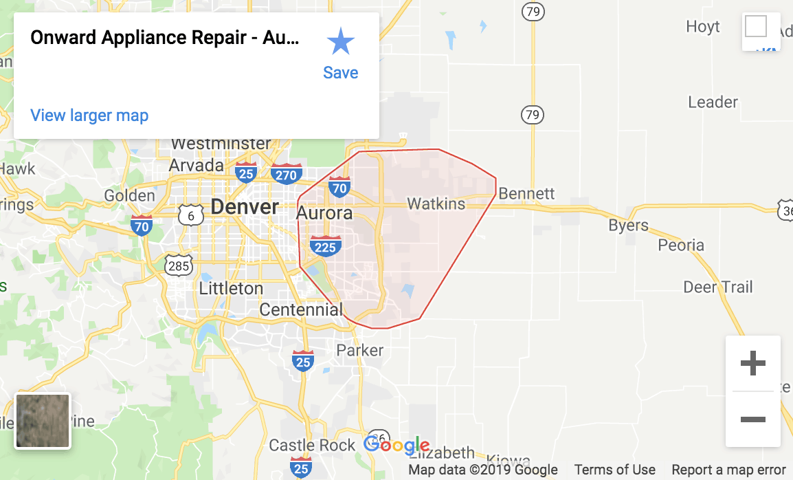 Appliance Repair Aurora Co 720 640 7065 Onward